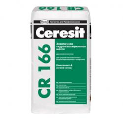 Эластичная гидроизоляционная масса Ceresit CR 166 24 кг