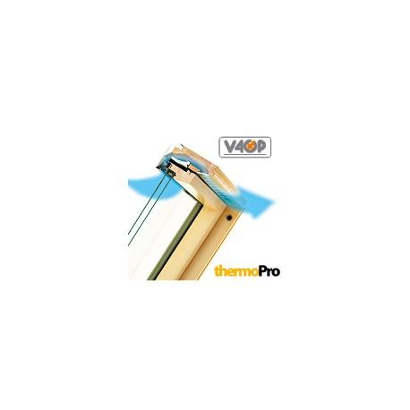 Окно с приподнятой осью поворота створки FYP-V proSky