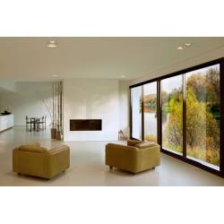 Подъёмно сдвижные двери и вертикально сдвижные окна