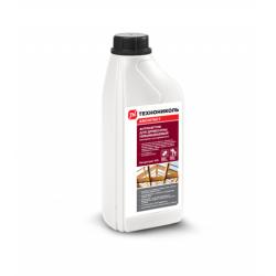 Антисептик для древесины (защита от грибка, гнили, плесени и насекомых), 1 л