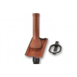 Вентиляционный выход канализационного стояка диаметром 110 мм (A-TIILIKATE)