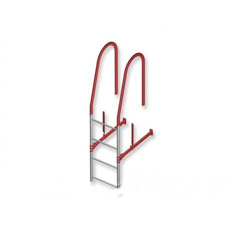 Комплект для крепления лестницы на край крыши AS1 (A-TIILIKATE)