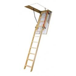 Деревянные чердачные лестницы для дома LDK