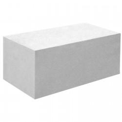Газобетонный блок 625х100х250 D500