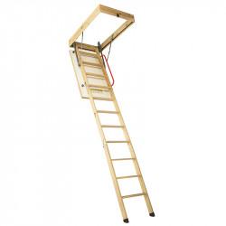 Чердачная лестница Comfort 60/70х120х300 см