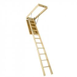 Чердачная лестница DSS 60/70х120х280 см