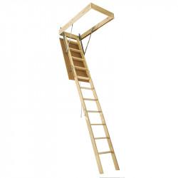 Чердачная лестница D-STEP 60х120х280 см