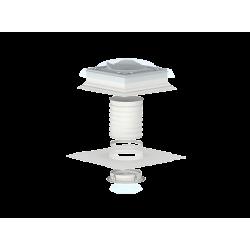 Световой туннель с гибкой трубой для плоской кровли (TCF)